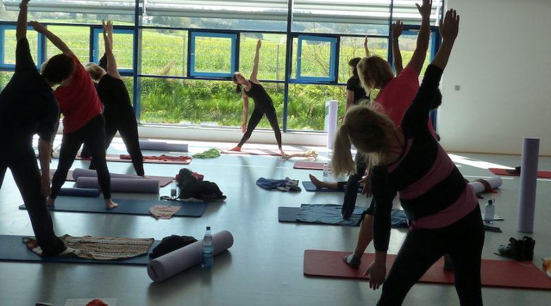 Ab August wieder neue  Gymnastik-Kurse