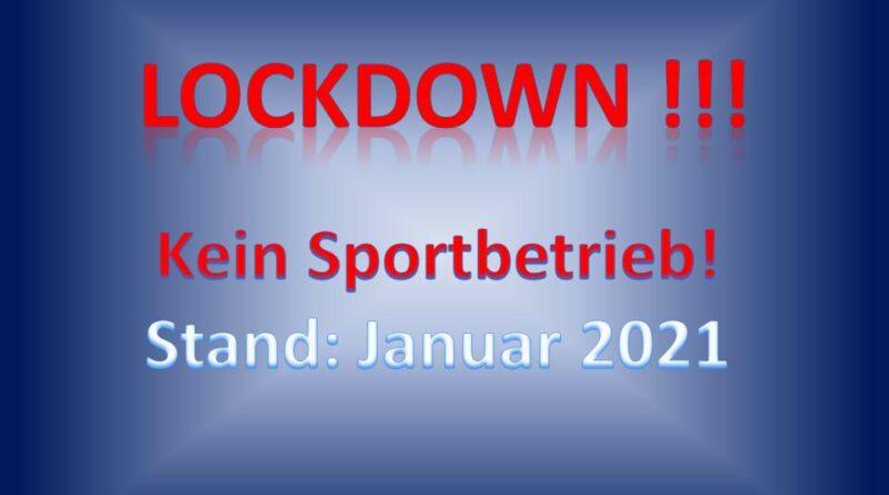 2021 Lockdown!!!