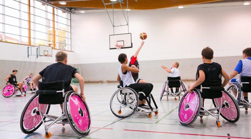 Rollstuhl Basketball am 16.12.2018 – 13.30 bis 18.30 Uhr