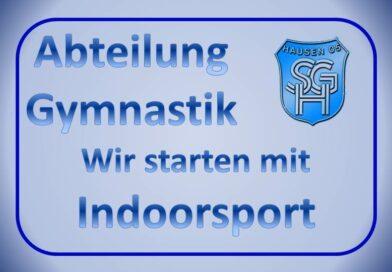Gymnastik – Indoorsport