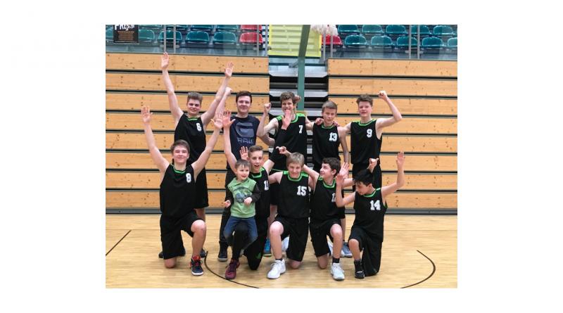 MU16 Hessenpokal am 15.04.2018 in der Hasenberghalle Neu-Anspach