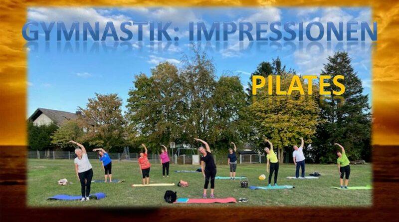 Gymnastik: Impressionen – Pilates
